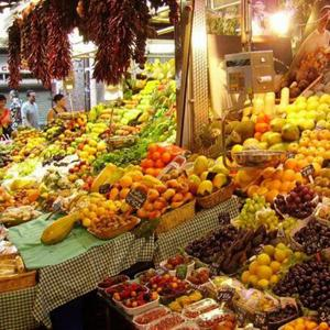 Рынки Алагира