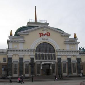 Железнодорожные вокзалы Алагира